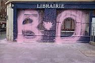 France. Paris. 4th district. Le Marais.