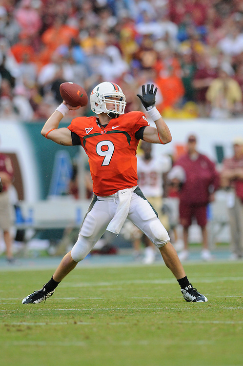 2008 Miami Hurricanes Football vs FSU