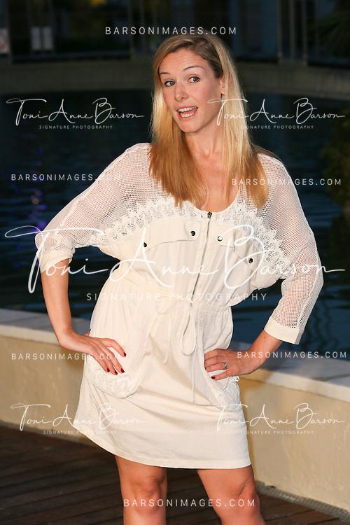"MONTE-CARLO, MONACO - JUNE 10:  Louise Ekland attends ""Black Sails STARZ"" Party  at the Monte Carlo Bay Hotel on June 10, 2014 in Monte-Carlo, Monaco.  (Photo by Tony Barson/FilmMagic)"