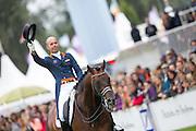 Hans Peter Minderhoud - Glock's Johnson TN<br /> FEI European Championships Aachen 2015<br /> © DigiShots