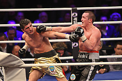 18.12.2010, Max Schmeling-Halle Berlin, GER, WBO WM Chruiserweight, Denis Lebedev (RUS) vs Marco Huck (GER)  alter und neuer Weltmeister MArco Huck EXPA Pictures © 2010, PhotoCredit: EXPA/ nph/  Hammes       ****** out ouf GER ******