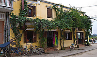 The Viet Nam northern town of Hoi An is a great Southeast Asia holiday retreat. It is famous for its old buildings and silk production.