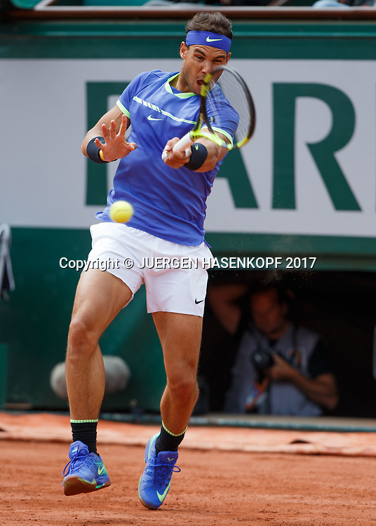 RAFAEL NADAL (ESP)<br /> <br /> Tennis - French Open 2017 - Grand Slam / ATP / WTA / ITF -  Roland Garros - Paris -  - France  - 7 June 2017.
