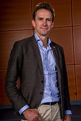 11-10-2017 NED: Selectie SSS 2017-2018, Barneveld<br /> De spelers van eredivisie club SSS voor het seizoen 2017-2018 / Bestuur STBCarl Koetsier