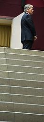 26.09.2014, Congress, Schladming, AUT, Klausurtagung Bundesregierung, im Bild Bundeskanzler Werner Faymann (SPOe) // Federal Chancellor of Austria Werner Faymann (SPOe) during convention of the austrian government at congress center in Schladming, Austria on 2014/09/26, EXPA Pictures © 2014, PhotoCredit: EXPA/ Michael Gruber