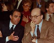 Personalit&agrave; Politiche Varie<br /> carraro, craxi