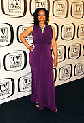 T'Keyah Crystal Keymah attends the 10th Anniversary TV Land Awards at the Lexington Avenue Armory in New York City, New York on April 14, 2012.
