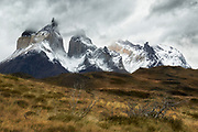 Stormy day in Torres del Paine - 18 x 12