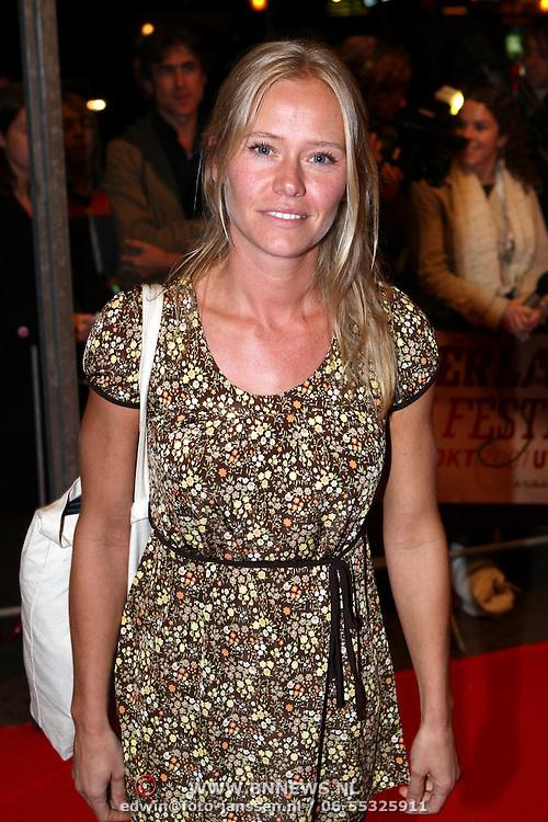 NLD/Utrecht/20070928 - Premiere film Goud over Nederlands dames hockeyelftal, Liesbeth Kamerling