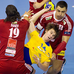 20121201: SLO, Handball - EHF Champions League, RK Celje Pivovarna Lasko vs MKB Veszprem KS
