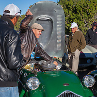 Gathering at Arroyo Vino, Mountain Tour, '13 Santa Fe Concorso