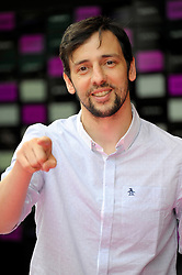 Image ©Licensed to i-Images Picture Agency. 16/07/2014. London, United Kingdom. Ralf Little attends the VIP screening of Kasabian, Vue Leicester square. Picture by Chris Joseph / i-Images