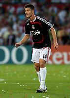 Photo: Maarten Straetemans.<br /> Feyenoord v Liverpool. Rotterdam Tournament. 05/08/2007.<br /> Xabi Alonso of Liverpool