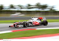 Grand prix de Malaisie 2010..Circuit de SEPANG. 4 Avril 2010...Photo Stéphane Mantey/L'Equipe... *** Local Caption *** hamilton (lewis) - (gbr) -