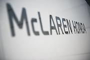 March 27-29, 2015: Malaysian Grand Prix - Mclaren Honda detail