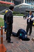 Bogota. Diakonie. Katastrophenhilfe.