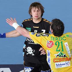 20090214: Handball - Champions League, RK Celje Pivovarna Lasko vs Rhein Neckar Lowen