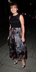 OCT 01 2014 A Party To Celebrate Lorraine Kellys Thirty Years In Television