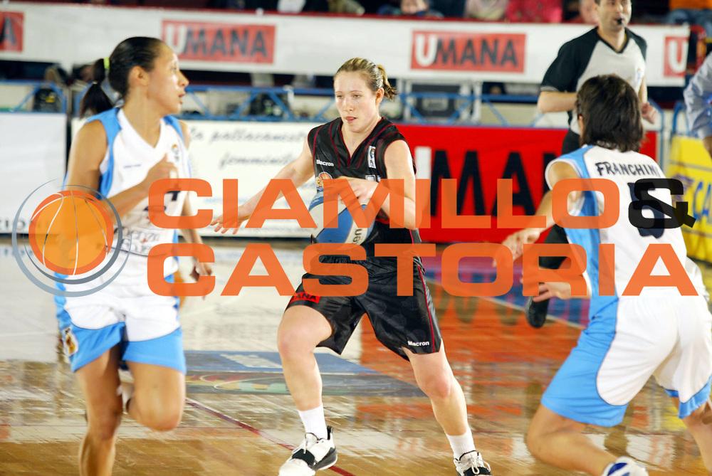 DESCRIZIONE : VENEZIA FINAL FOUR FIBA CUP 2004-2005<br />GIOCATORE : MANIC<br />SQUADRA : UMANA REYER VENEZIA<br />EVENTO : FINAL FOUR FIBA CUP 2004-2005<br />GARA : UMANA REYER VENEZIA-FAIENCE FAENZA<br />DATA : 09/02/2005<br />CATEGORIA : Palleggio<br />SPORT : Pallacanestro<br />AUTORE : Agenzia Ciamillo-Castoria