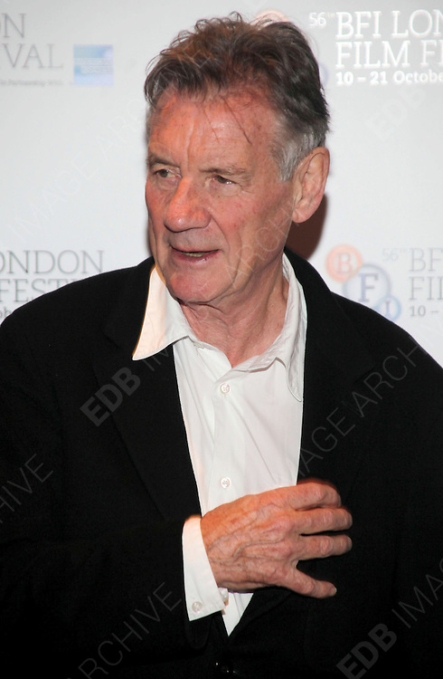 16.OCTOBER.2012. LONDON<br /> <br /> PHOTOCALL FOR 'A LIARS AUTOBIOGRAPHY' DURING BRITISH FILM WEEK AT THE EMPIRE, LEICESTER SQUARE, LONDON<br /> <br /> BYLINE: EDBIMAGEARCHIVE.CO.UK<br /> <br /> *THIS IMAGE IS STRICTLY FOR UK NEWSPAPERS AND MAGAZINES ONLY*<br /> *FOR WORLD WIDE SALES AND WEB USE PLEASE CONTACT EDBIMAGEARCHIVE - 0208 954 5968*