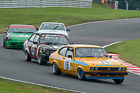 #15 Graham SCARBOROUGH Ford Capri  during CSCC Advantage Motorsport Future Classics as part of the CSCC Oulton Park Cheshire Challenge Race Meeting at Oulton Park, Little Budworth, Cheshire, United Kingdom. June 02 2018. World Copyright Peter Taylor/PSP.