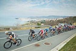 Victor de La Parte of Team Vorarlberg ((ESP) during UCI Class 1.2 professional race 2nd Grand Prix Izola, on March 1, 2015 in Izola / Isola, Slovenia. Photo by Vid Ponikvar / Sportida