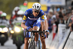 October 7, 2018 - Tours, France - TOURS, FRANCE - OCTOBER 7 : TERPSTRA Niki (NED)  of Quick - Step Floors during the 112th edition of the Paris - Tours Elite cycling race with start in Chartres and finish in Tours on October 07, 2018 in Tours, France, 7/10/2018 (Credit Image: © Panoramic via ZUMA Press)