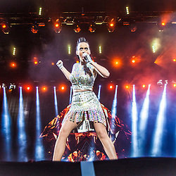 Katie Perry, Radio 1 Big Weekend 2014