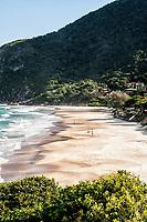 Praia da Solidão. Florianópolis, Santa Catarina, Brasil. / <br /> Solidao Beach. Florianopolis, Santa Catarina, Brazil.