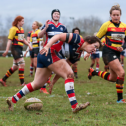 Bristol Ladies v Richmond