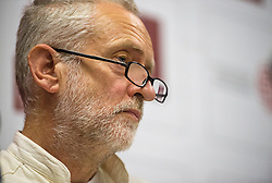 **File picture. Unite union have selected Jeremy Corbyn as their preferrence to be the next Labour Party leader**© Licensed to London News Pictures. 06/06/2015. London, UK. JEREMY CORBYN speaking.  Current Labour Leadership candidates attend a debate at the Fabien Society Conference, held at the institute of Education in London. Photo credit: Ben Cawthra/LNP