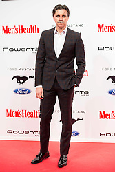 28.01.2016, Goya Theatre, Madrid, ESP, Men'sHealth Awards, im Bild Amando del Rio attends // to the delivery of the Men'sHealth awards at Goya Theatre in Madrid, Spain on 2016/01/28. EXPA Pictures © 2016, PhotoCredit: EXPA/ Alterphotos/ BorjaB.hojas<br /> <br /> *****ATTENTION - OUT of ESP, SUI*****