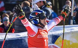 24.01.2020, Streif, Kitzbühel, AUT, FIS Weltcup Ski Alpin, SuperG, Herren, im Bild Matthias Mayer (AUT, 2. Platz) // second placed Matthias Mayer of Austria reacts after his run for the men's SuperG of FIS Ski Alpine World Cup at the Streif in Kitzbühel, Austria on 2020/01/24. EXPA Pictures © 2020, PhotoCredit: EXPA/ Erich Spiess