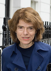 © London News Pictures. London, UK. File picture dated 15/05/2011. Vicky Pryce the ex wife of Energy and Climate Change Secretary Chris Huhne leaving her home in Clapham, south London. Pressure on Cabinet minister Chris Huhne intensified today (22/05/2011) with the publication of details of his former wife's driving licence.  Photo credit should read: London News Pictures.