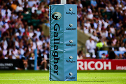 Gallagher Premiership Rugby Branding - Mandatory by-line: Ryan Hiscott/JMP - 01/06/2019 - RUGBY - Twickenham Stadium - London, England - Exeter Chiefs v Saracens - Gallagher Premiership Rugby Final