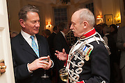 MICHAEL PORTILLO; TONY GRAY, Book launch for The Speedicut Papers, edited by Christopher Joll.- Bucks Club, Clifford St. London W1.