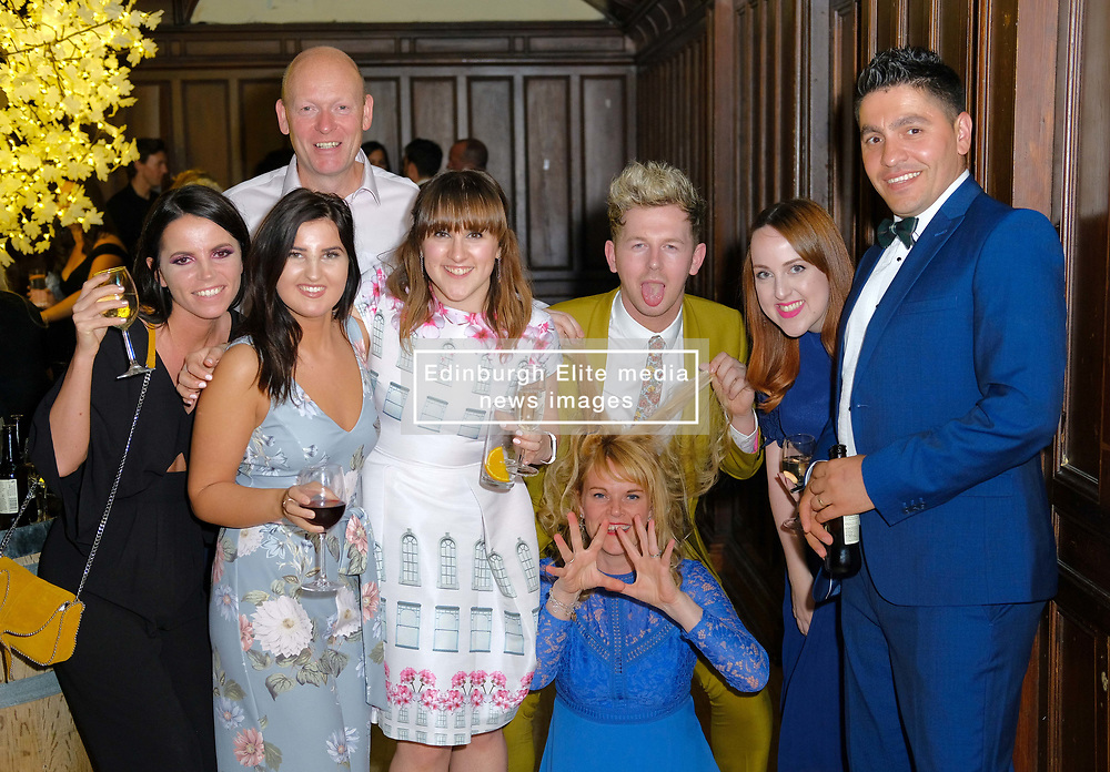 Edinburgh International Film Festival, Wednesday, 19th June 2018<br /> <br /> Opening Night Red Carpet: PUZZLE (International Premiere) <br /> <br /> Pictured: Film fans at the after party<br /> <br /> (c) Aimee Todd | Edinburgh Elite media