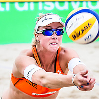 WK Beachvolleybal 2015 26 Juni