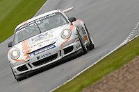 2009 Porsche Carrera Cup Great Britain.  Donington Park, Derby, United Kingdom. 16th-17th May 2009.  (24) - Derek Pierce - JHR. World Copyright: Peter Taylor/PSP