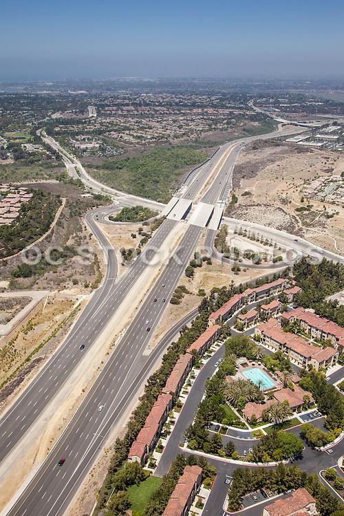 73 Toll Road at Bonita Canyon Drive Exit in Newport Beach California