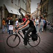 Bike in Mantova