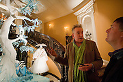 MICHAEL HOWELLS, Unveiling of the Dior Christmas Tree by John Galliano at Claridge's. London. 1 December 2009