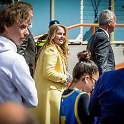 NLD/Tilburg/20170427- Koningsdag 2017, Prinses Amalia