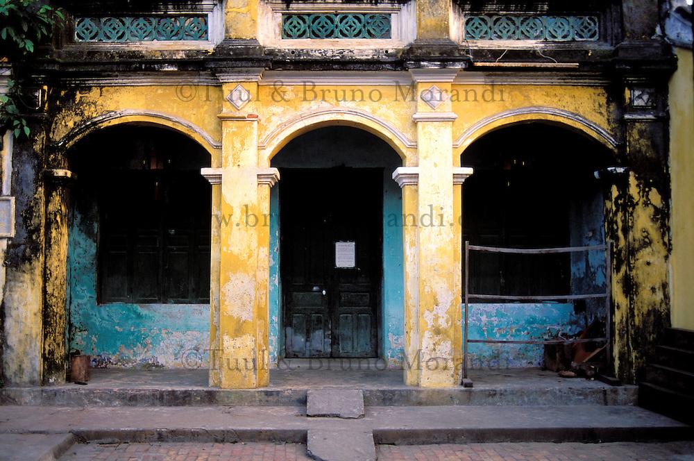 Vietnam. Hoi Han. Patrimoine mondial de l'UNESCO. // Vietnam. Hoi Han. UNESCO world heritage.