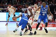 Dowdell Zabian<br /> The Flexx Pistoia - Red October Cantù<br /> Lega Basket Serie A 2016/2017<br /> Pistoia 19/12/2016<br /> Foto Ciamillo-Castoria