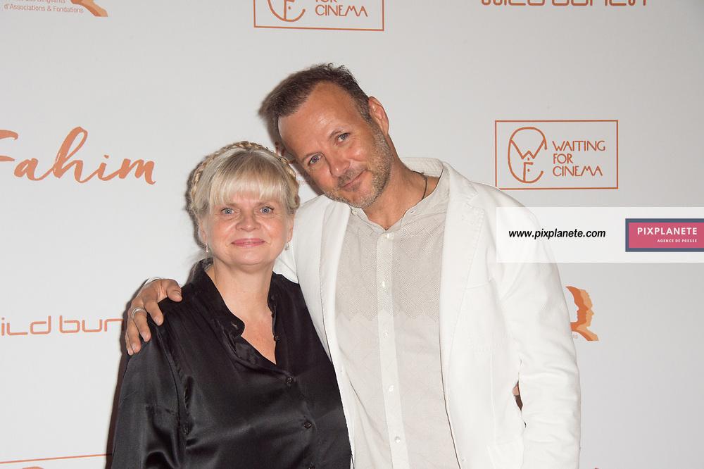Isabelle Nanty_Pierre François Martin Laval Avant première du film Fahim dimanche 29 Septembre 2019  cinéma Le grand Rex Paris