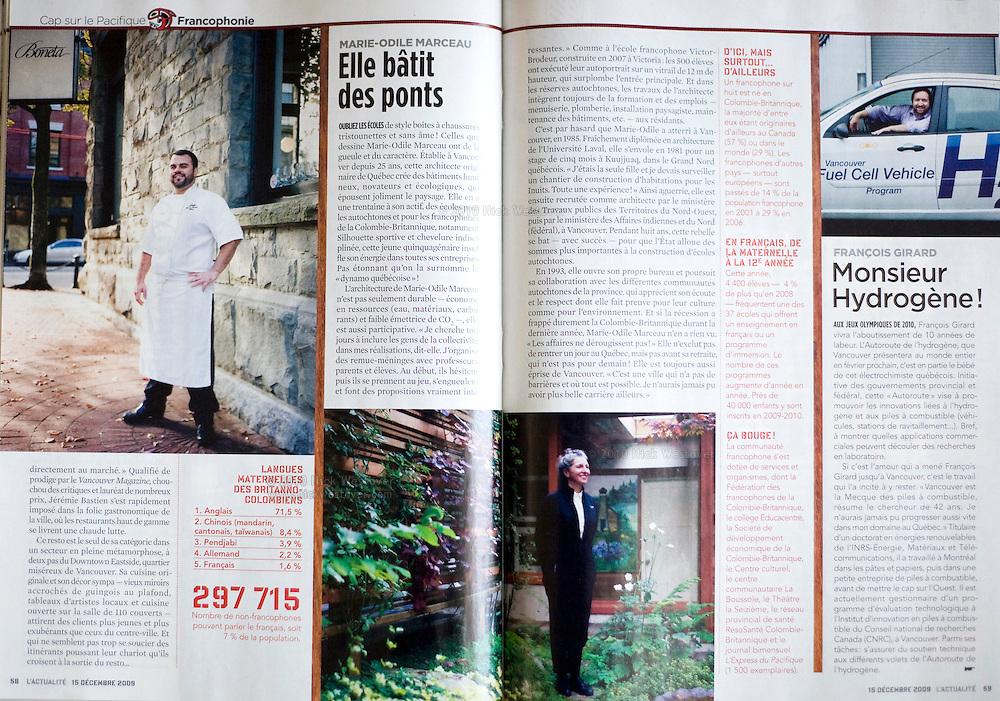L'actualité magazine