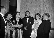 Inauguration of Éamon de Valera as President of Ireland. 25/06/1959