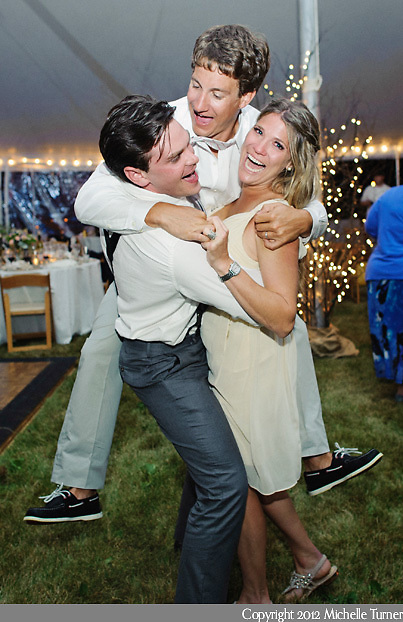 from Jenna and Tucker's coastal Maine wedding. Photography by Maine Wedding Photographer Michelle Turner.