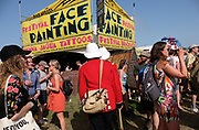 Glastonbury2019 Atmosphere fans, crowds, people